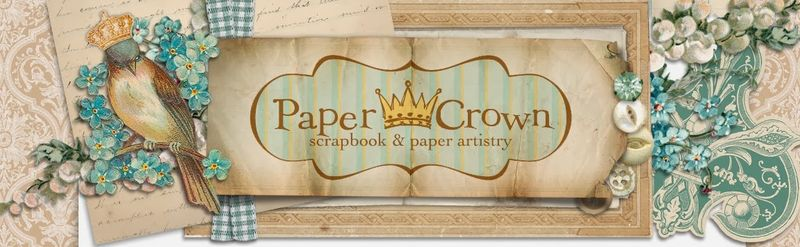 Paper Crown Banner